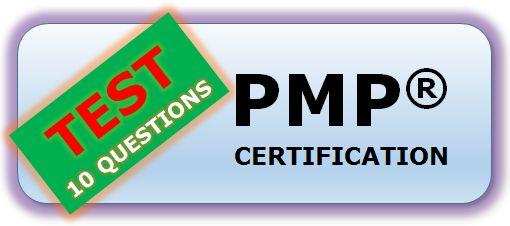 PMP 10 Questions