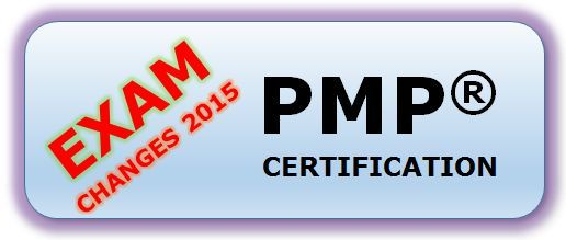 Exam Changes PMP 2015