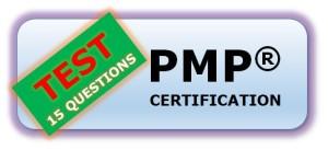 PMP 15 Questions