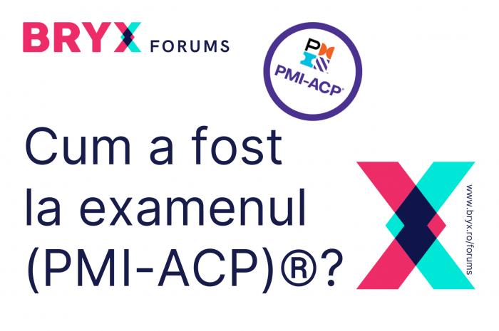 Numarul certificatilor activi PMI-ACP din Romania a urcat la 233 in noiembrie 2020